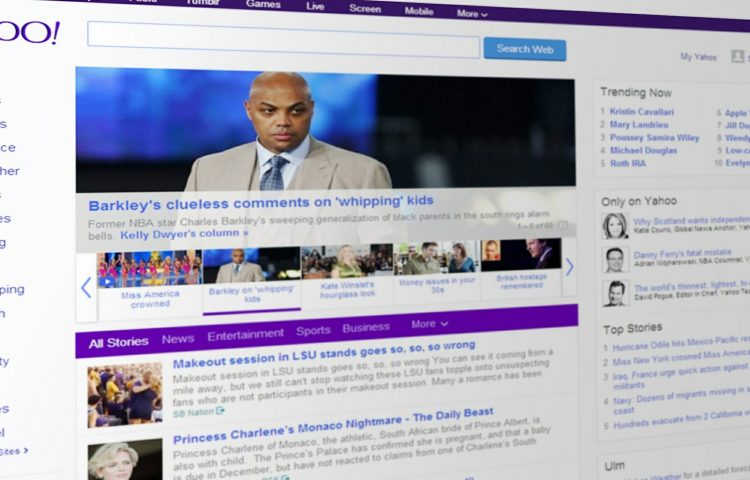 How to Make Yahoo Your Homepage on Different Browsers